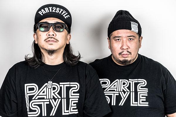 PART2STYLE, The fin., KREVA & Kan Sano on TOKYO SCENE | インター ...